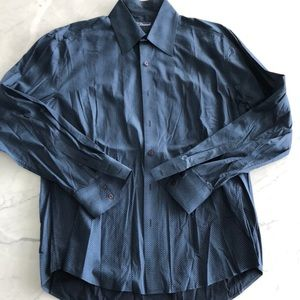 7 Diamonds button down shirt